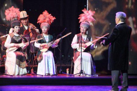 В Москве состоялось открытие Дней кыргызской культуры